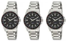 Get Casio Enticer Analog Black Dial Watch for Men, price: Rs- 3,495 Only form Hirawatch.