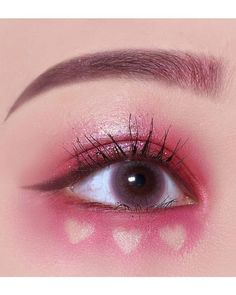 Korean Eye Makeup, Eye Makeup Art, Asian Makeup, Makeup Inspo, Makeup Inspiration, Beauty Makeup, Makeup Ideas, Cute Makeup Looks, Pretty Makeup