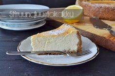 sitruunajuustokakku Cheesecake, Desserts, Food, Tailgate Desserts, Deserts, Cheese Cakes, Eten, Postres, Dessert