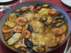 Ideas que mejoran tu vida Vegan Recipes, Cooking Recipes, Vegan Food, Spanish Food, Canapes, Yams, Paella, Allrecipes, Holiday Recipes