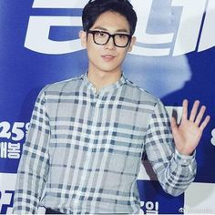 Hermoso 💙 #LeeJoon Lee Joon, Button Down Shirt, Men Casual, Mens Tops, Shirts, Fashion, Sweetie Belle, Moda, Dress Shirt