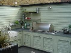 Image result for how to build an outdoor kitchen