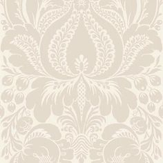 Shand Kydd® 20½'' W Grey Green Large Scale Damask