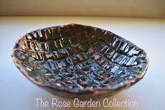 Woven within bowl mould Serving Bowls, Decorative Bowls, Rose, Tableware, Garden, Home Decor, Pink, Dinnerware, Garten
