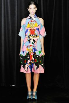 Tata Naka Spring/Summer 2014 Ready-To-Wear Collection | British Vogue