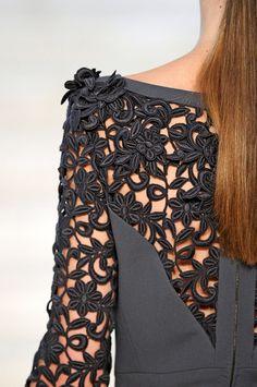 Antonio Berardi Fall 2012 Phenomenal Fashion