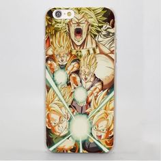 Dragon Ball Goten Goku Gohan Trunks Broly Portraits iPhone 4 5 6 7 Plus Case  #DragonBall #Goten #Goku #Gohan #Trunks #Broly #Portraits #iPhone4 #5 #6 #7Plus #Case