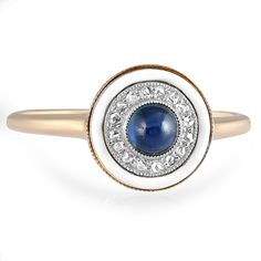 14K Rose Gold The Emiko Ring from Brilliant Earth