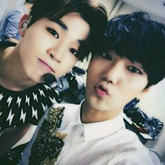 Cute Henry and Yesung