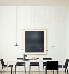 Vibia hanglamp Skan 0282. door Lievore, Altherr, Molina | Designlinq