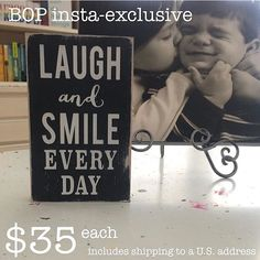 Laugh and Smile Every Day