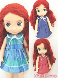 disney animator doll clothing inspiration