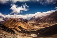 Andes Mountain - Picture taken in the Andes Mountains, between Argentina and Chile.