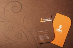 other DJ business card design    cool shape with rounded corners