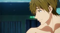 Uploaded by Find images and videos about love, gif and anime on We Heart It - the app to get lost in what you love. Makoto Tachibana, Makoharu, Free Eternal Summer, Splash Free, Black Butler Anime, Swim Club, Free Anime, Blue Exorcist, Anime Boyfriend