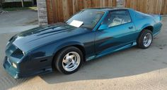 1991 Chevy Camero RS....(should be a 1992 25th anniversary edition and in purple )
