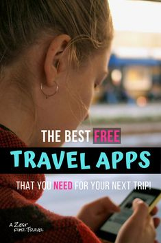 The best (FREE!) travel Apps that you absolutely have to have for your next trip! Stay organised, be smart and don't get lost with these 7 amazing Apps Travel Info, Travel Guides, Travel Tips, Rome Travel, Asia Travel, European Travel, Romantic Destinations, Travel Destinations, I Want To Travel