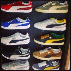 #PUMA #suede #classic #style #sneakers #shoes - @joseramonguizado