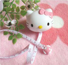 Fita métrica de Hello Kitty