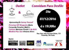 07/12 ♥ Desfile Brechó das Descoladas ♥ SP ♥  http://paulabarrozo.blogspot.com.br/2016/12/0712-desfile-brecho-das-descoladas-sp.html