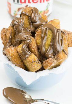 French Tost Churro Bites (Valentines) 3