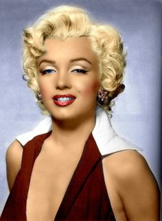 Marilyn Monroe - ( LARGE PIC )