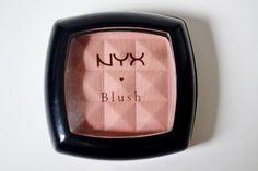 NYX Powder Blush in Mauve www.lustforlipgloss.com