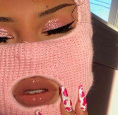 Pink Tumblr Aesthetic, Boujee Aesthetic, Badass Aesthetic, Bad Girl Aesthetic, Aesthetic Collage, Aesthetic Makeup, Aesthetic Pictures, Aesthetic Clothes, Gangsta Girl