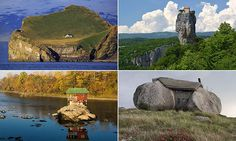 The world's most bizarre properties revealed