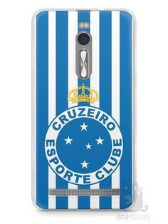 Capa Zenfone 2 Time Cruzeiro #2