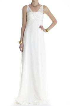 Lisa Ho new white dress Collection | Trendy Mods.Com