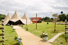 Country Tipi - Image by Paper Angel Photography - Vivienne Westwood Bridal Gown For A Buddhist Outdoor Wedding In Worcestershire With Bridesmaids In J Crew And Images From Paper Angel Photography Buddhist Wedding, Marquee Wedding Receptions, Daisy Hill, Paper Angel, Tipi Wedding, Outdoor Ceremony, Vivienne Westwood, Bridal Gowns, Tent