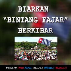 Biarkan BINTANG FAJAR Berkibar..!! http://bit.ly/1EISVGQ  #Free_West_Papua #Salju #Kores #Lawan
