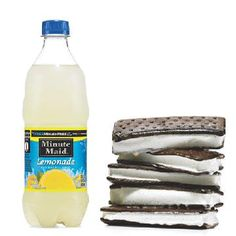 Worst Beverages-Beverages you'd never think are unhealthy, well this lemonade has an equivalant amount of sugar as 5 ice cream bars.