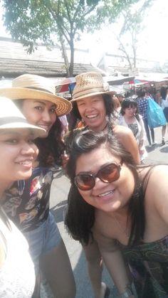 Rewind at chatuchak market Bkk