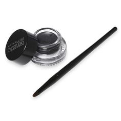 Maybelline New York Eye Studio Lasting Drama Gel Eyeliner ($10) is long-lasting and requires no touch ups throughout the day.