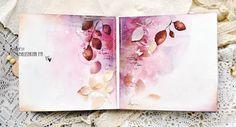 Handmade by Iya: весенний альбом..