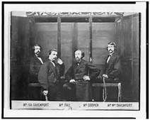 davenport brothers spitit cabinet - Yahoo Image Search results