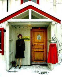 Spin Sector, Vintage, Tromsø