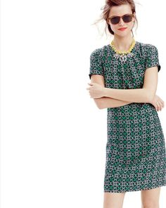 swoop dress