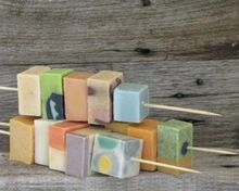 Kebabs (3 sticks) by Dindi Naturals Soap