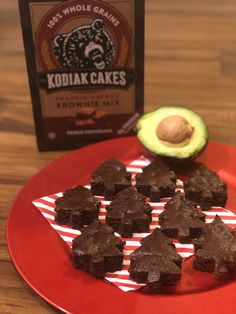 Check out this protein-packed Avocado Brownie recipe! Avocado Brownies, Kodiak Cakes, Brownie Cake, Brownie Recipes, Protein, Cookies, Fitness, Check, Desserts