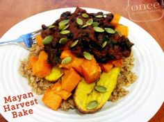 Better Than The Freezer Aisle: Kashi Mayan Harvest Bake