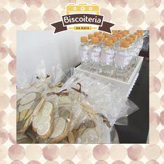 Biscoitos para chá de bebê / cookies for baby shower