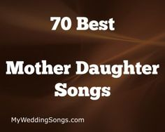 A Mothers Love For Her Son Is Expressed With Our List Of Mother Songs The Are Great Groom Dance At Weddings