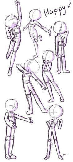Dibujos felices ... :)