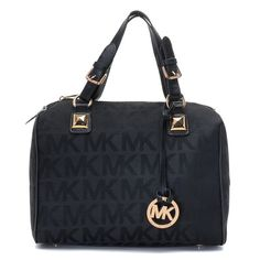 Rhea backpack by MICHAEL Michael Kors. A structured MICHAEL Michael Kors backpack in pebbled leather. Outlet Michael Kors, Cheap Michael Kors, Michael Kors Satchel, Handbags Michael Kors, Mk Handbags, Cheap Handbags, Cheap Bags, Handbags Online, Cute Work Outfits