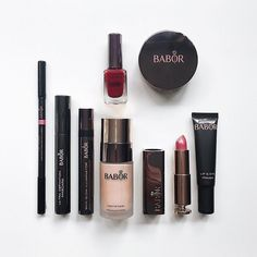 BABOR just released their all new make up series AGE ID. #babor #makeup
