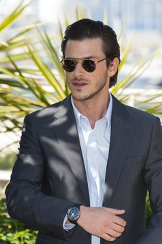 Gaspard Ulliel in Cannes Gaspard Ulliel, Gq, Kylie Scott, Marc Andre, French Man, French Models, Charming Man, Cover Model, Guy Pictures