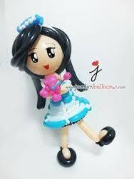 Resultado de imagen para lily's Princess Doll Balloons